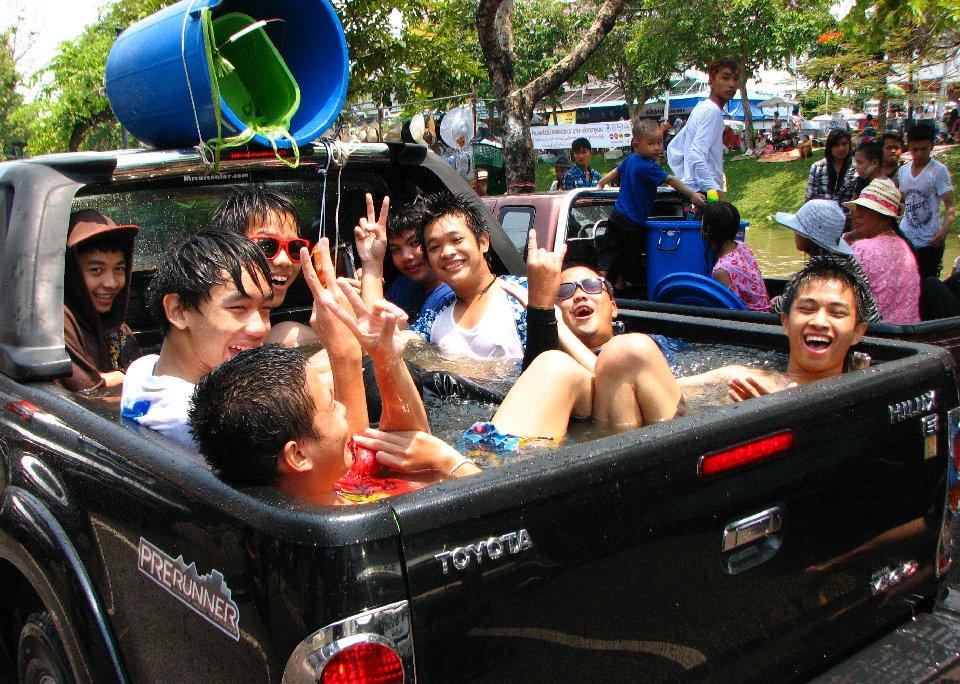 Gay bar on walking street pattaya thailand stock photo
