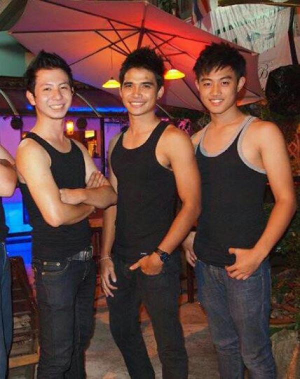 Gay thai chat